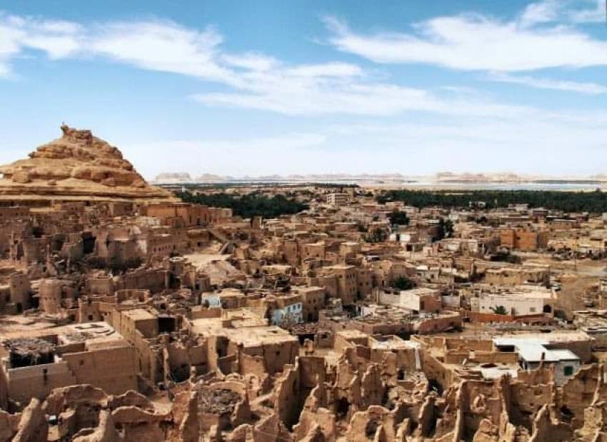 """اسرار وجمال الطبيعة فى مصر """" واحة سيوة """""""