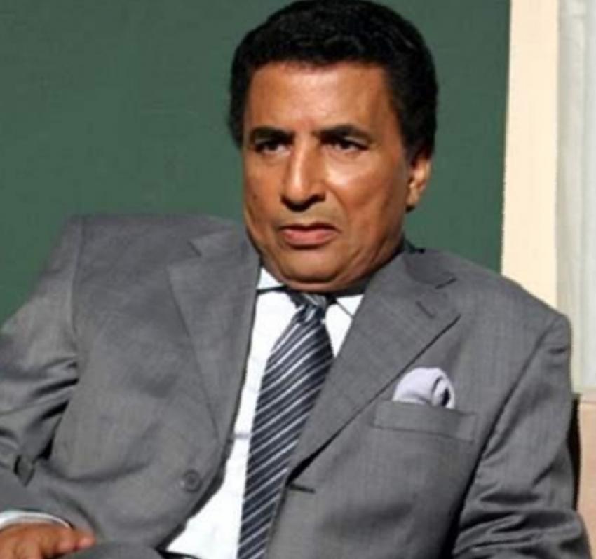 الفنان محمود إسماعيل فى ذمة الله