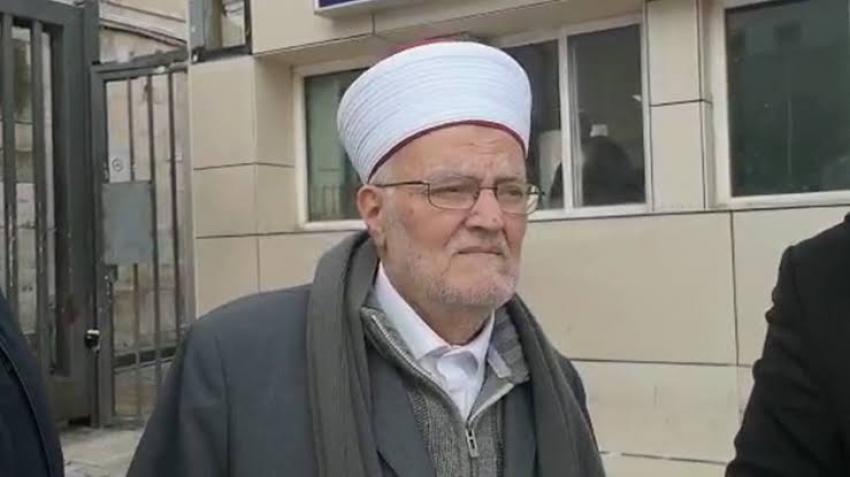 الاحتلال يفرج عن خطيب المسجد الأقصى