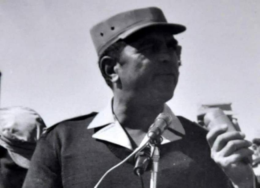 اليوم ذكري استشهاد  « المشير أحمد بدوي».. قائد الجيش الثالث الميداني بالثغرة