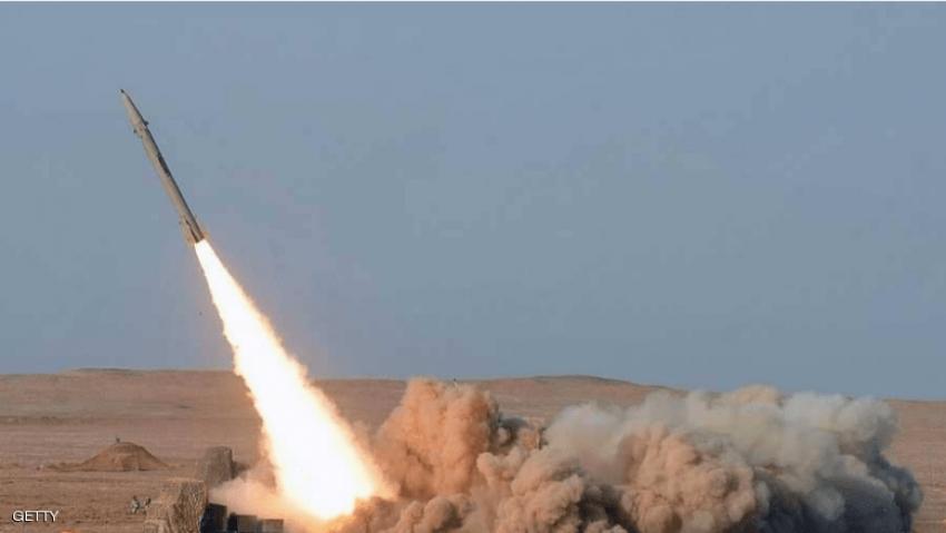 التحالف يعترض صاروخا حوثيا أطلق من صعدة