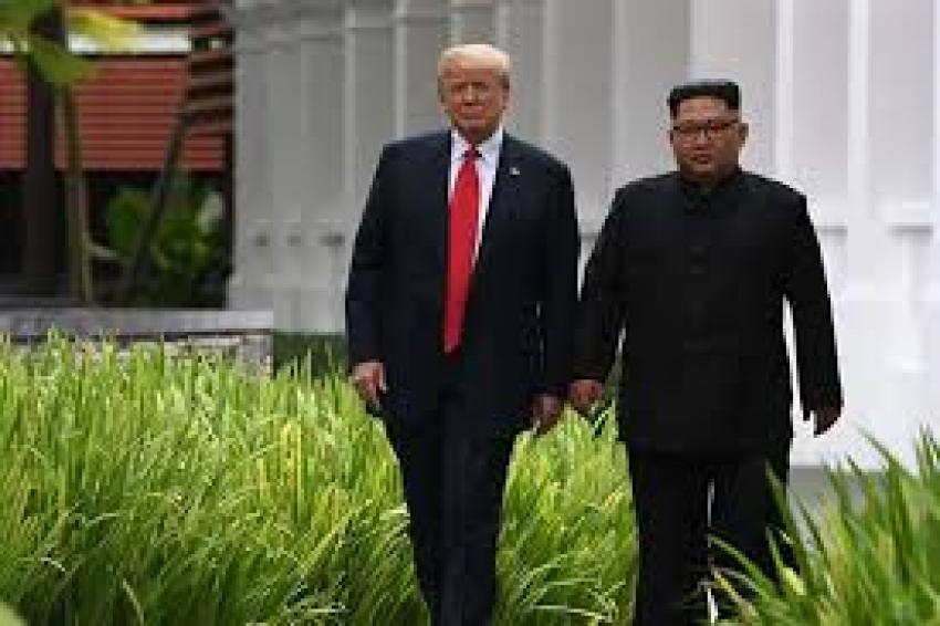 """رئيس كوريا الجنوبية: القمّة الثانية بين ترامب وكيم """"وشيكة"""""""