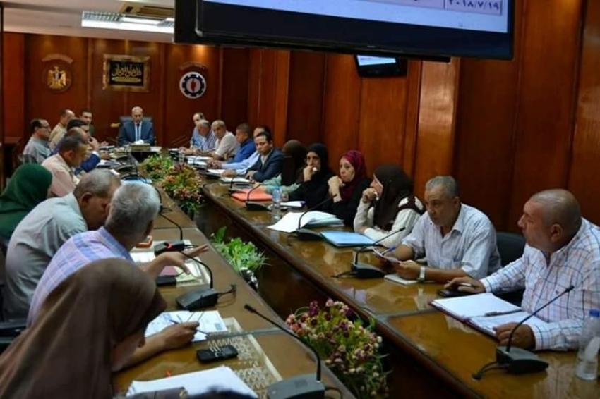 25 يوليو أخر موعد لسداد رسوم الفحص والمعاينة لتقنين الأراضي بمحافظة السويس