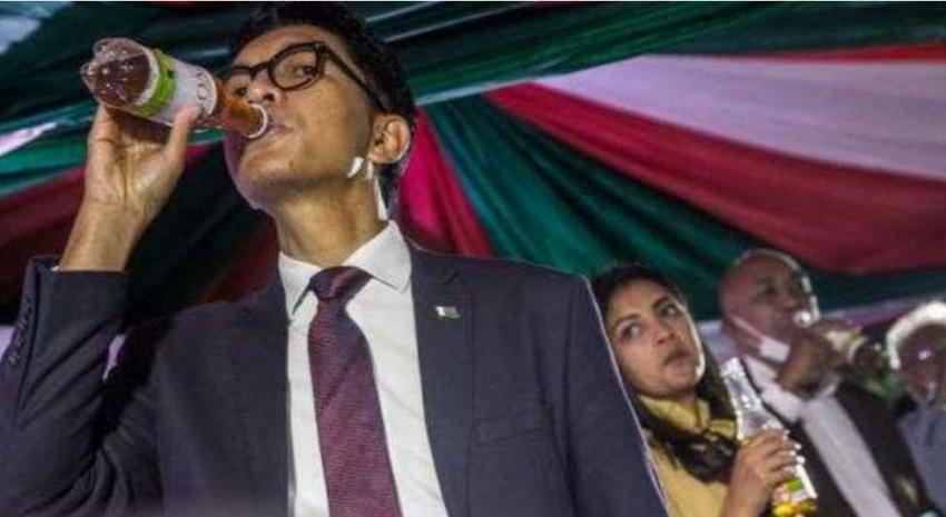 عاجل.. نجاة رئيس مدغشقر من محاولة اغتيال