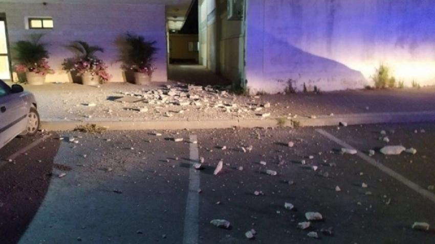 قصف إسرائيلى على قطاع غزة ردا على إطلاق صاروخ من القطاع