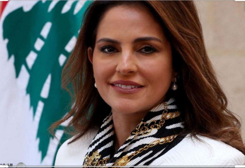 إستقالة وزيرة الإعلام فى الحكومة اللبنانية