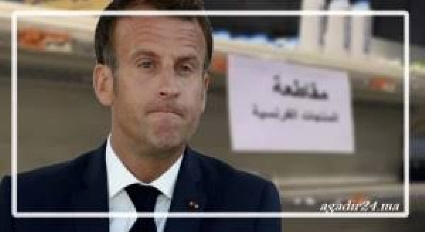 الرئيس الفرنسي يخاطب المسلمين بالعربية بعد أزمة الرسوم المسيئة للنبي