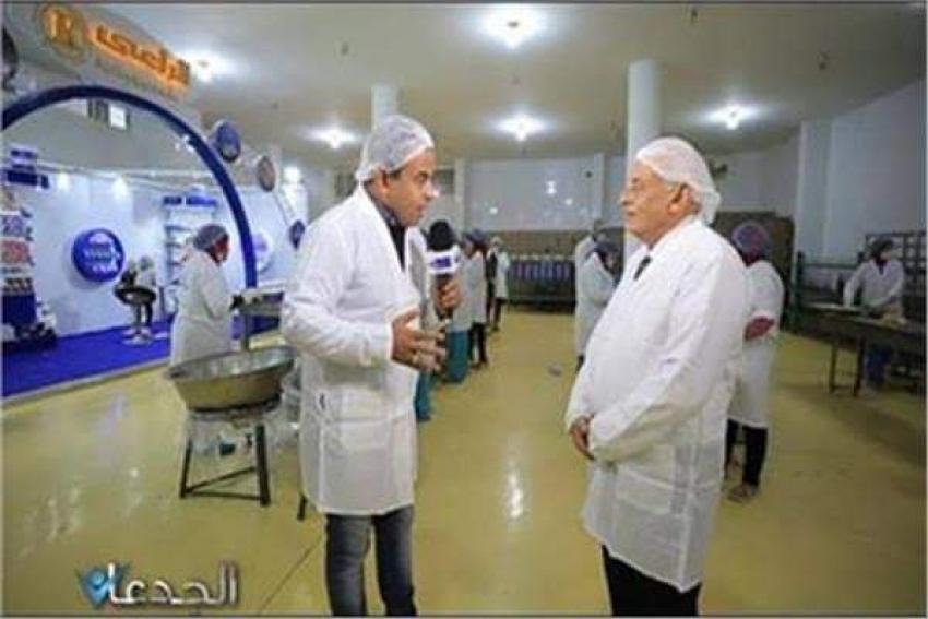 مصنع فى المنيا حديث العالم.. يصدر الحلاوة والطحينة إلى أوروبا وأمريكا