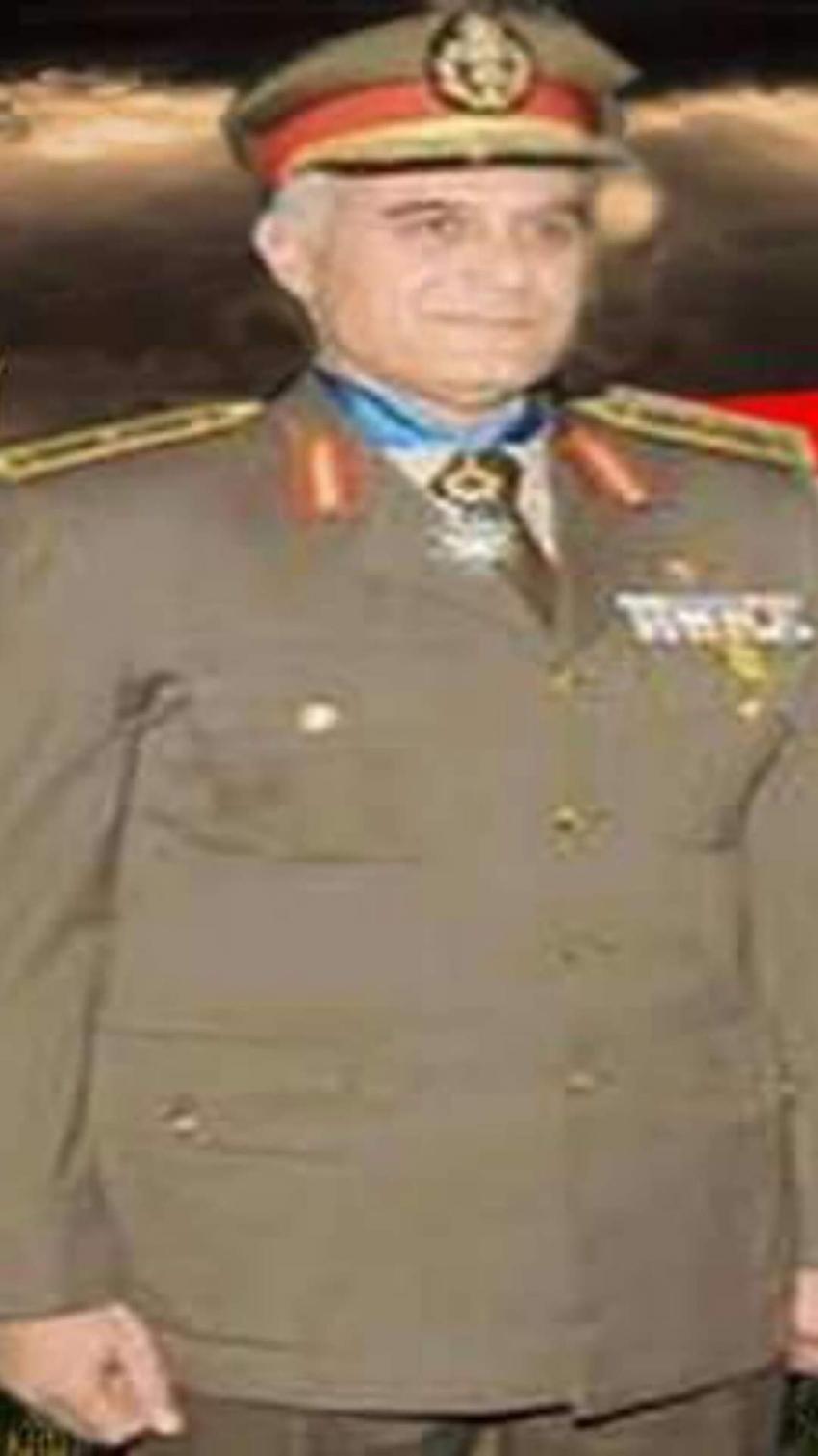 اللواء اح  مراد موافى محافظ شمال سيناء و مدير المخابرات العامه السابق