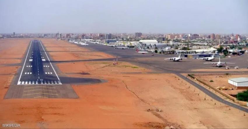 السودان تعلن هبوط ١٢ طائره إثيوبيه إضطراريآ في مطار الخرطوم
