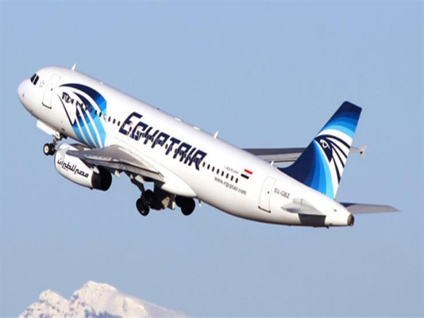 """اليوم.. إقلاع آخر رحلات """"مصر للطيران"""" لسفر الحجاج إلى الأراضي المقدسة"""