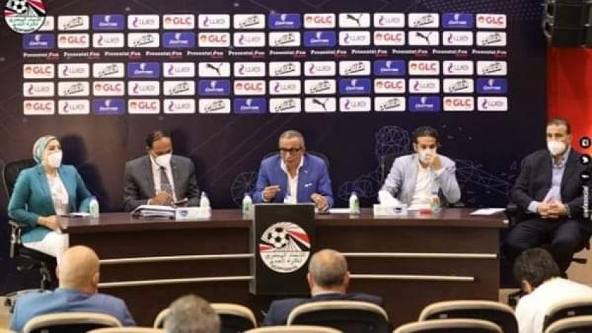 اتحاد الكره يرفض تاجيل مباراه المصري والحرس رغم كثره اصابه لاعبي المصري بكرونا