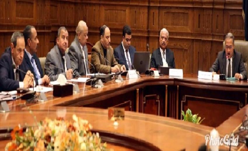 ننشر تفاصيل جلسة لجنة الادارة المحلية بمجلس النواب بحضور المحافظ ونائبه لمناقشة مشاكل السويس