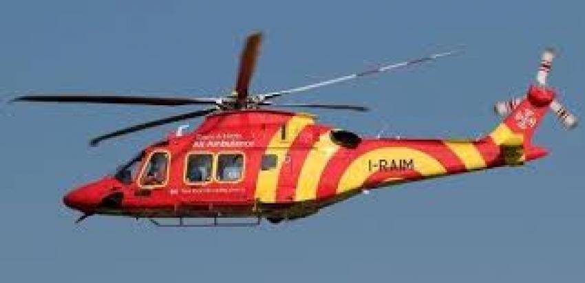 تحطم طائرة إسعاف هليكوبتر في البرتغال ومخاوف من مقتل أربعة