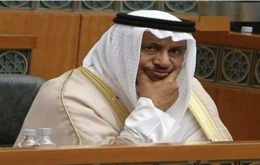 حبس الشيخ جابر المبارك الصباح رئيس الوزراء الكويتي السابق احتياطيا على ذمة قضية الجيش