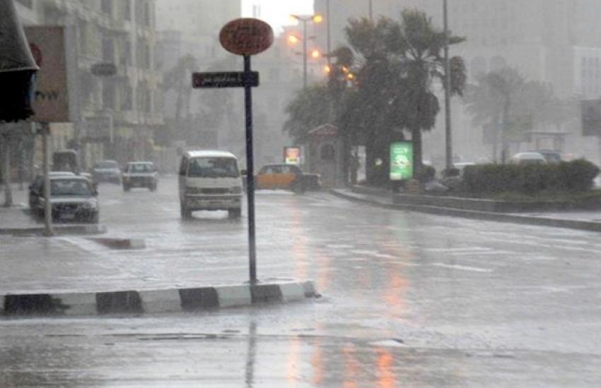 تحذير من عدم استقرار الطقس من الأربعاء للجمعة وأمطار تصل إلى السيول