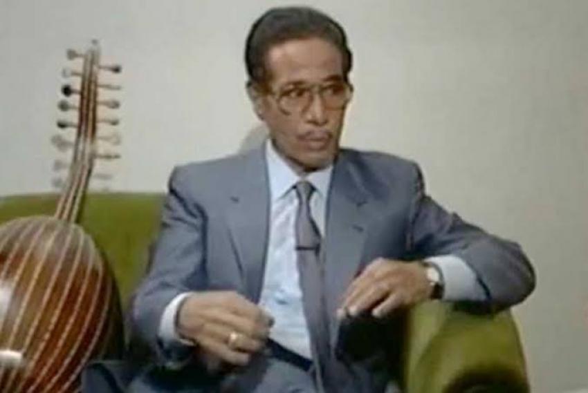 """وفاه """"انغام """"ابنه الموسيقار الراحل""""محمد الموجي"""""""
