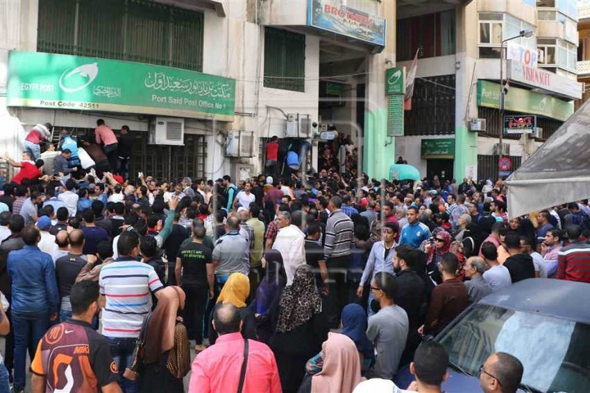مدارس السويس تفتح أبوابها لصرف مستحقات المعاشات بالتعاون مع البريد المصري