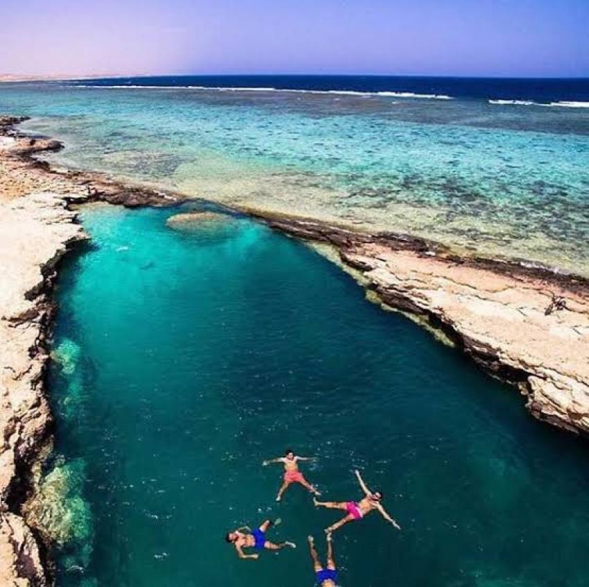 """سي إن إن: """"النيزك"""" جنة مصرية سرية على شاطئ البحر الأحمر"""