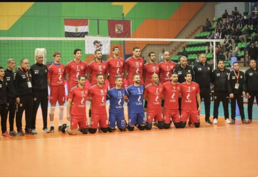 اليوم افتتاح البطولة العربية للأندية للكرة الطائرة بالقاهرة