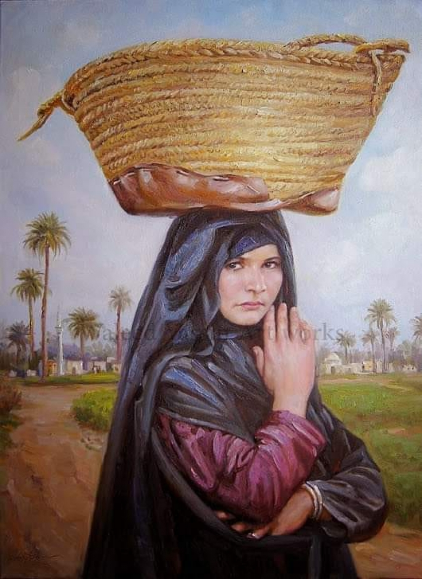 أنا المصرية