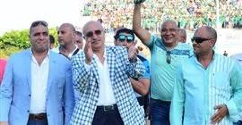 استقالة مجلس إدارة النادي المصري برئاسة سمير حلبية