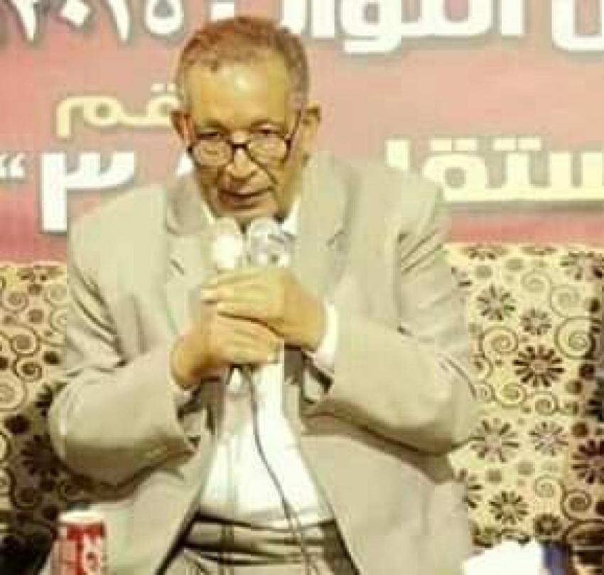 """في ذمة الله """"فاروق متولي"""" نائب السويس الاسبقو شيخ السياسيين وزعيم كتلة المستقلين"""