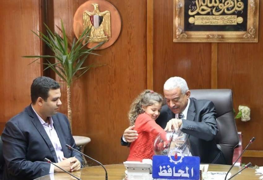 قرعة علنية علي 2 تأشيرة حج للجمعيات الأهلية بالسويس