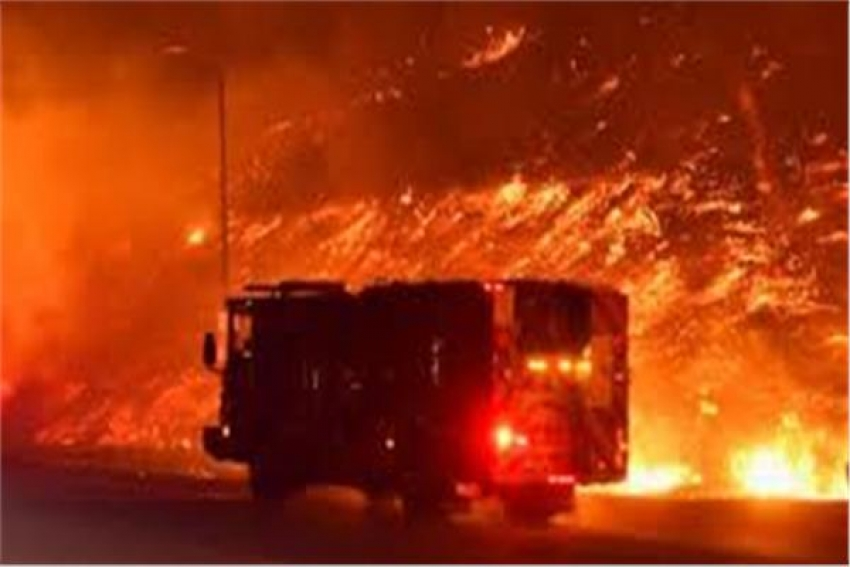 هاشتاج «لبنان يحترق» يجتاح تويتر بسبب الحرائق غير المسبوقة