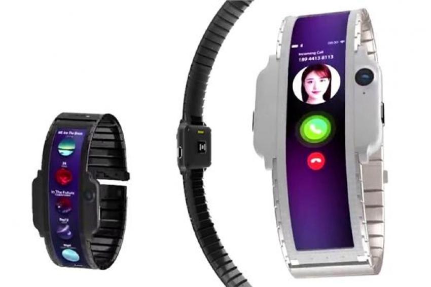 """مواصفات هاتف """"nubia-a"""" الأول من نوعه في العالم على شكل ساعة!"""