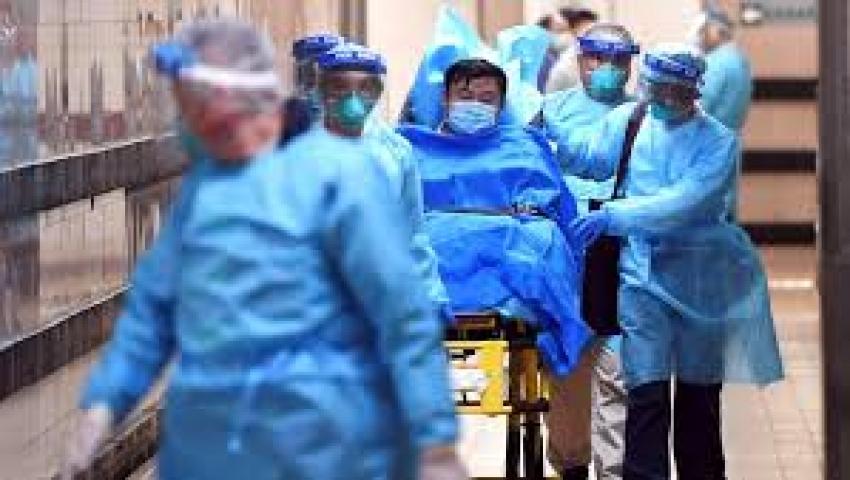 وفيات كورونا بالصين ترتفع لـ 909 حالة وتسجيل 40235 حالة إصابة مؤكدة بالفيروس في 31 منطقة