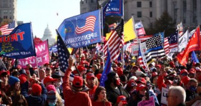رفع حظر التجول عن العاصمة الأمريكية واشنطن وسط إجراءات أمنية مشددة