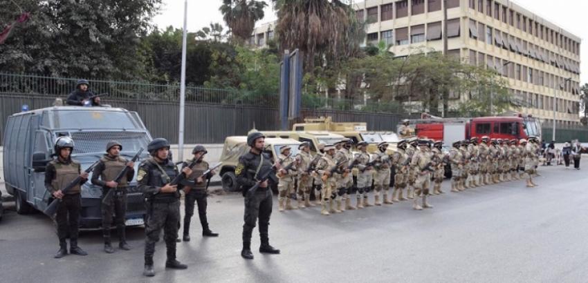 القوات المسلحة تستعد لتأمين الانتخابات بالتعاون مع الداخلية