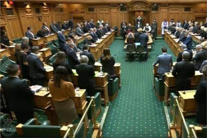 البرلمان النيوزلندي يبدأ جلسته بتلاوة آيات من القرآن