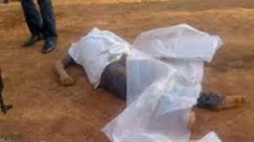 العثور علي جثة شخص مجهول في جبال عتاقة بالسويس