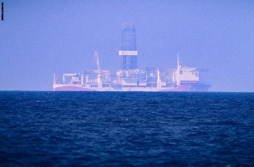 رغم العقوبات الأوروبية تركيا تستمر فى التنقيب عن الغاز بالقرب من قبرص