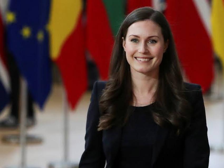 """الفنلندية """"سانا مارين"""" أصغر رئيس وزراء بالعالم"""