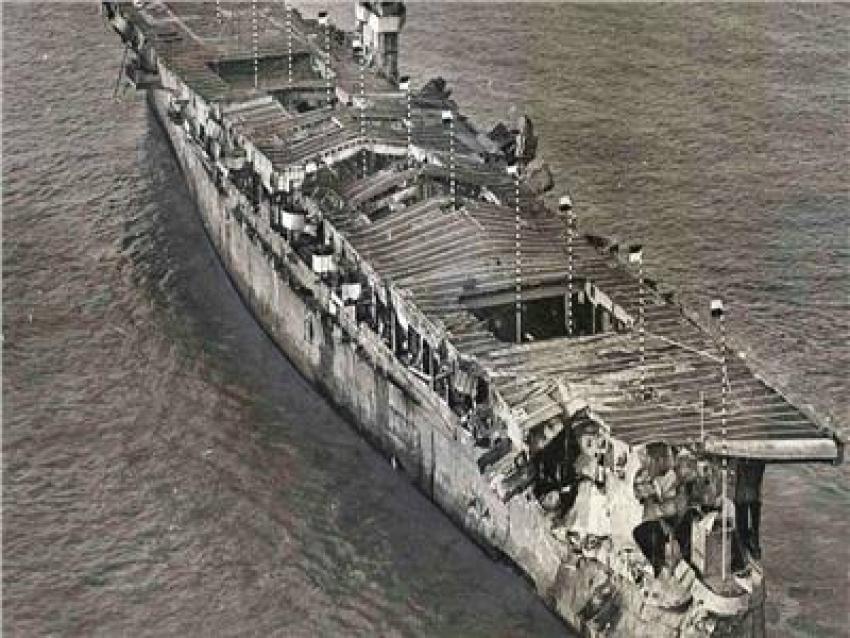 العثور على سفينة في مثلث برمود بعد اختفائها قبل 100 عام