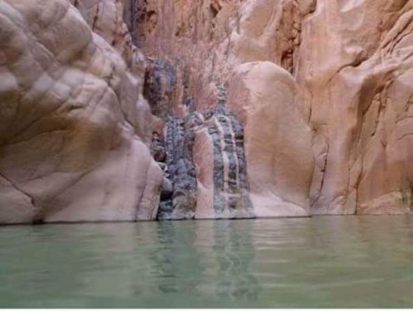 اسرار وجمال الطبيعة فى مصر ٠٠٠ ( وادى الوشواشي )