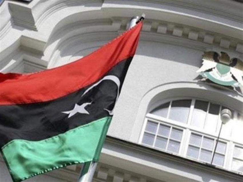 السفارة الليبية بالقاهرة تعلق أعمالها حتى اشعار اخر