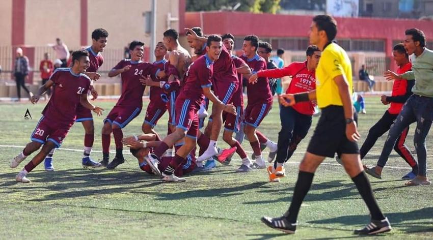 قرية عامر يحقيق إنجاز الصعود لنهائي مراكز الشباب