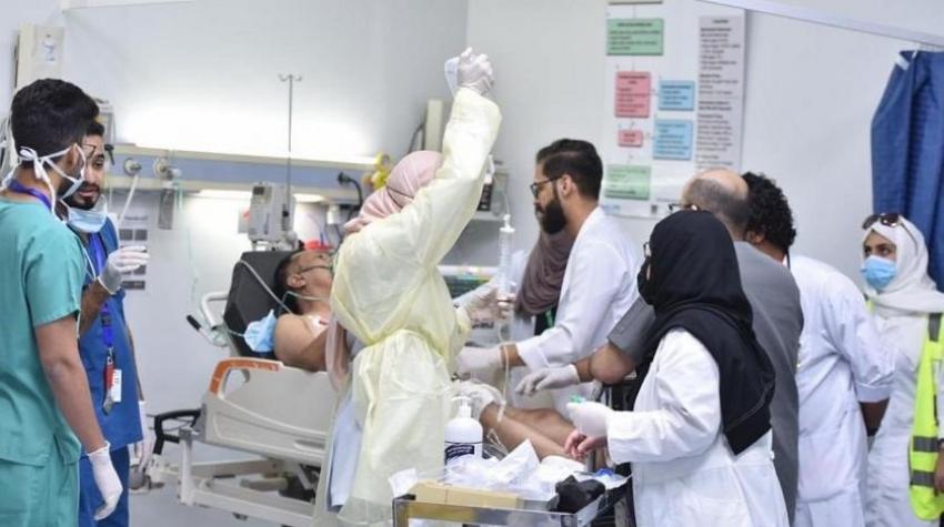 العربية : 15 إصابة جديدة بفيروس كورونا بالسعودية
