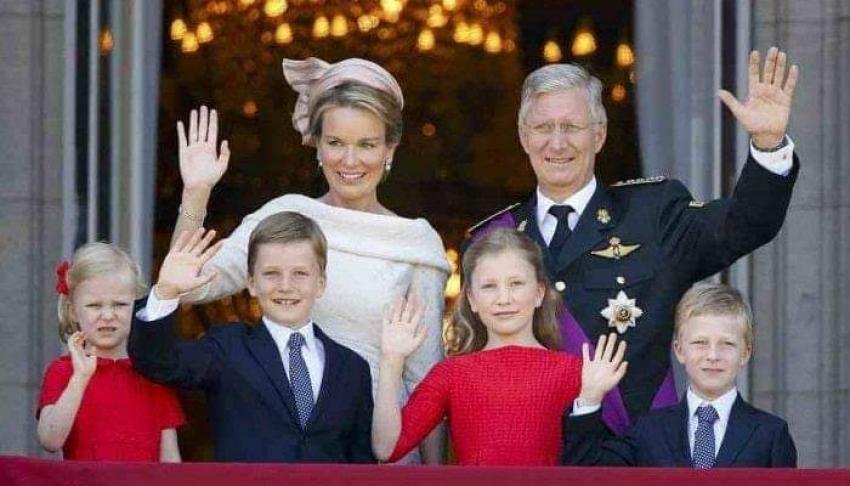 العائلة المالكة البلجيكية تقضي إجازة رأس السنة في أسوان والأقصر