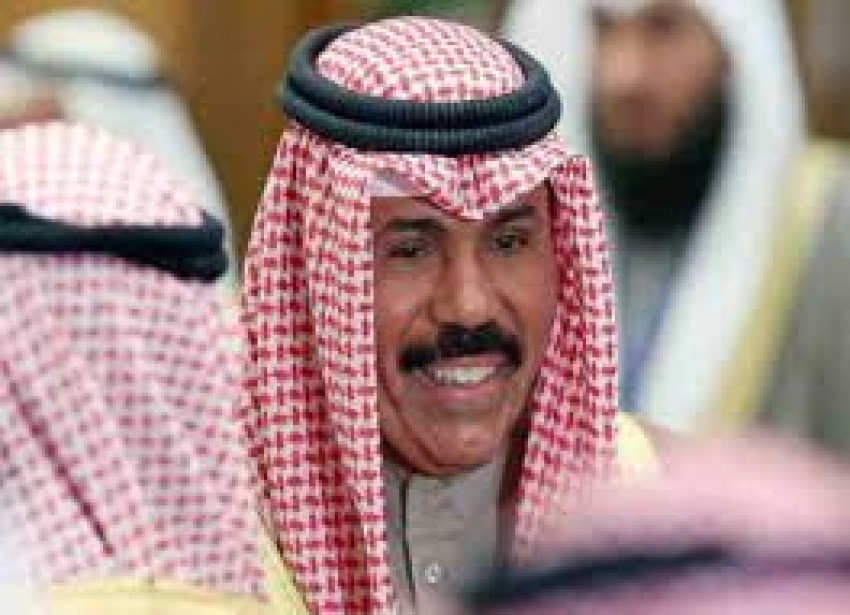 نواف الأحمد الجابر الصباح أمير الكويت الجديد