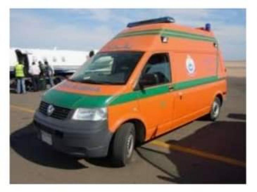 مصرع 3 أشخاص وإصابة 3 آخرين فى حادث تصادم على طريق سوهاج البحر الأحمر