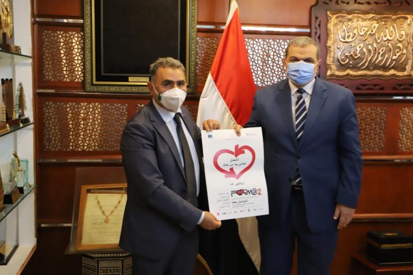 """القوى العاملة : إطلاق مبادرة """"سجل نفسك"""" للعمالة المصرية مطلع مارس المقبل بإيطاليا"""
