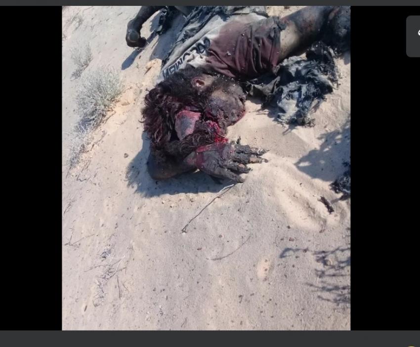 القوات المسلحة:إحباط محاولة هجوم إرهابي على أحد الكمائن بشمال سيناء واستشهاد بطلين ومقتل ١٨ تكفيري