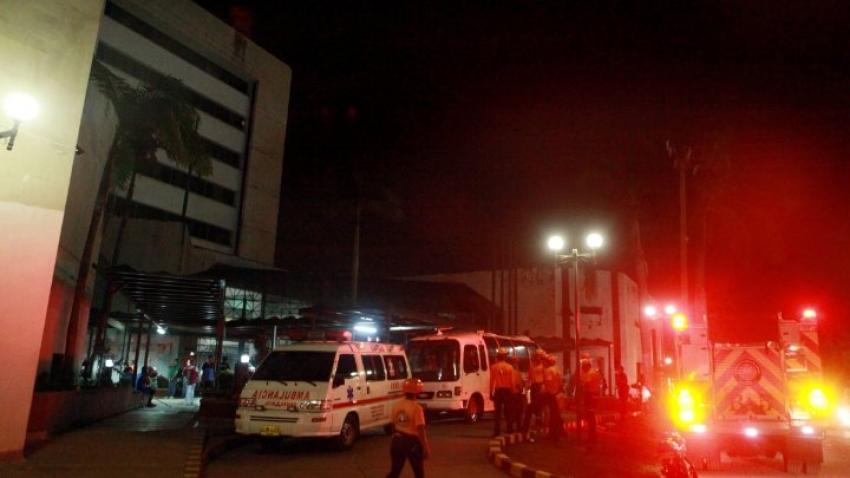 سقوط 16 قتيلا فى حريق داخل عيادة  لعلاج الادمان فى الإكوادور