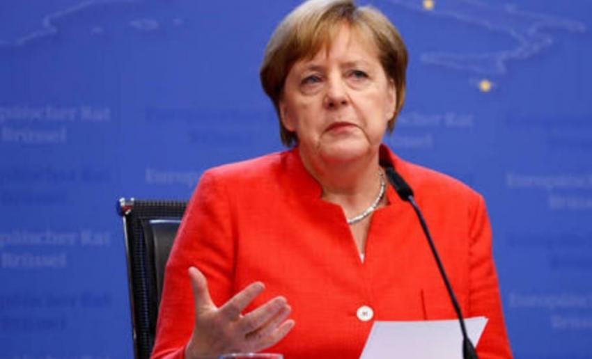 ميركل : لا مصلحة لأوروبا بضرب العلاقات مع روسيا
