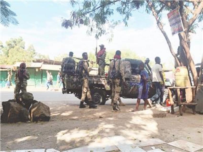 الصليب الأحمر يؤكد ارتفاع عدد ضحايا الهجوم غرب إثيوبيا إلى 222 قتيلا